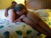 Mature and fat nanny getting her mouth filled with BBC